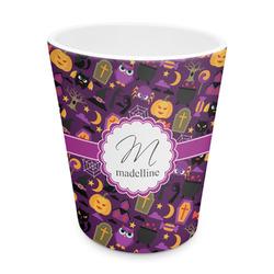 Halloween Plastic Tumbler 6oz (Personalized)