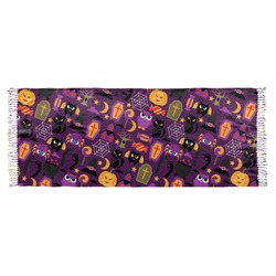 Halloween Faux Pashmina Scarf (Personalized)