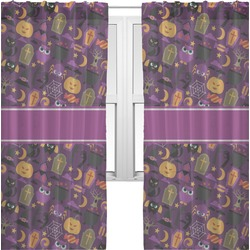 Halloween Sheer Curtains (Personalized)
