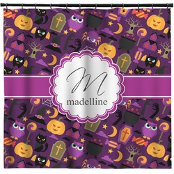 Halloween Shower Curtain (Personalized)