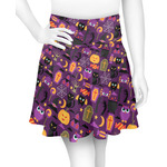 Halloween Skater Skirt (Personalized)