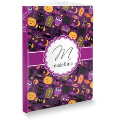 Halloween Softbound Notebook (Personalized)