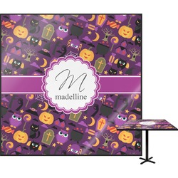 Halloween Square Table Top (Personalized)