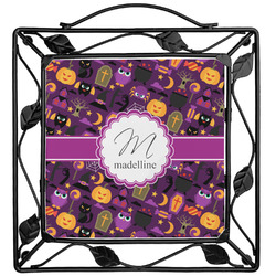 Halloween Trivet (Personalized)