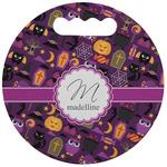 Halloween Stadium Cushion (Round) (Personalized)