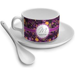 Halloween Tea Cup - Single (Personalized)