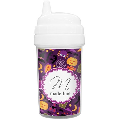 Halloween Sippy Cup (Personalized)