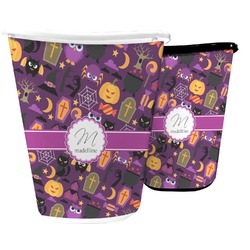 Halloween Waste Basket (Personalized)