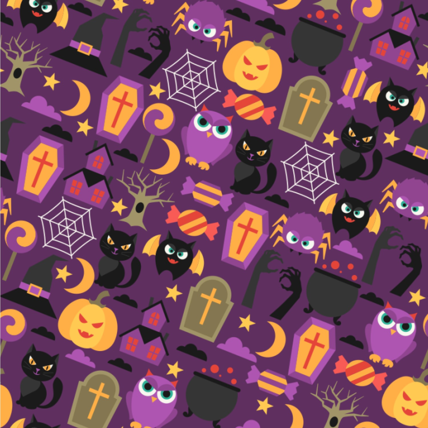 Halloween Wallpaper & Surface Covering
