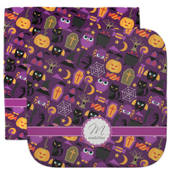 Halloween Facecloth / Wash Cloth (Personalized)