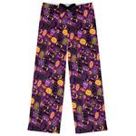 Halloween Womens Pajama Pants (Personalized)