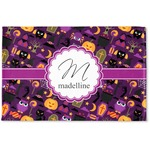 Halloween Woven Mat (Personalized)