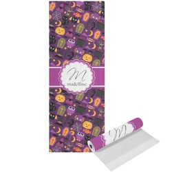 Halloween Yoga Mat - Printed Front (Personalized)