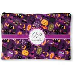 Halloween Zipper Pouch (Personalized)