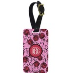 Alpha Omicron Pi Aluminum Luggage Tag (Personalized)