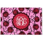 Alpha Omicron Pi Woven Mat (Personalized)