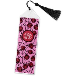 Alpha Omicron Pi Book Mark w/Tassel (Personalized)