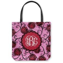 Alpha Omicron Pi Canvas Tote Bag (Personalized)