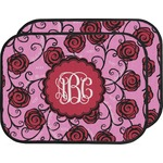 Alpha Omicron Pi Car Floor Mats (Back Seat) (Personalized)