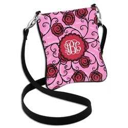 Alpha Omicron Pi Cross Body Bag - 2 Sizes (Personalized)