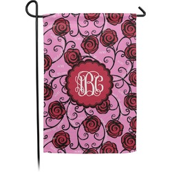 Alpha Omicron Pi Garden Flag (Personalized)