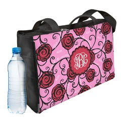 Alpha Omicron Pi Ladies Workout Bag (Personalized)