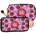 Alpha Omicron Pi Makeup / Cosmetic Bag (Personalized)