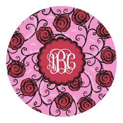 Alpha Omicron Pi Round Decal - Custom Size (Personalized)