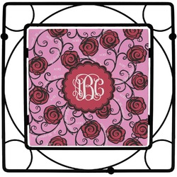 Alpha Omicron Pi Square Trivet (Personalized)