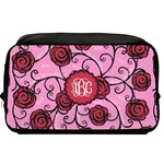Alpha Omicron Pi Toiletry Bag / Dopp Kit (Personalized)