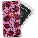 Alpha Omicron Pi Travel Document Holder
