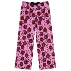 Alpha Omicron Pi Womens Pajama Pants (Personalized)