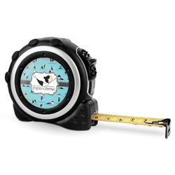 Yoga Poses Tape Measure - 16 Ft (Personalized)