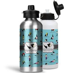 Yoga Poses Water Bottles- Aluminum (Personalized)