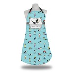 Yoga Poses Apron (Personalized)