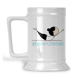 Yoga Poses Beer Stein (Personalized)