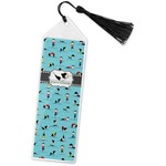 Yoga Poses Book Mark w/Tassel (Personalized)