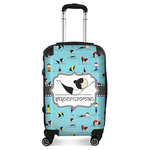 Yoga Poses Suitcase (Personalized)