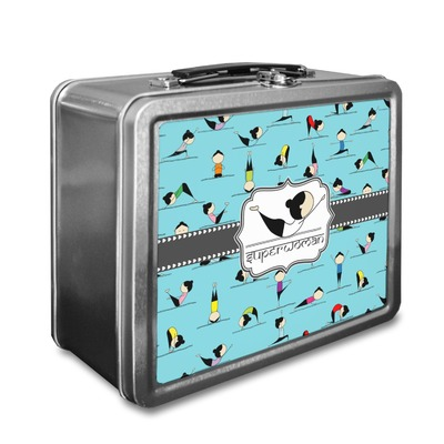 Yoga Poses Lunch Box (Personalized)