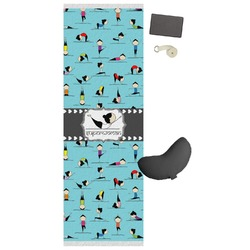 Yoga Poses Yoga Mat (Personalized)