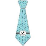 Yoga Poses Iron On Tie - 4 Sizes w/ Name or Text