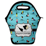 Yoga Poses Lunch Bag (Personalized)