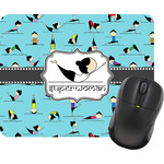 Yoga Poses Mouse Pad (Personalized)