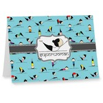 Yoga Poses Notecards (Personalized)