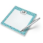 Yoga Poses Notepad (Personalized)
