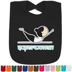 Yoga Poses Bib - Select Color (Personalized)