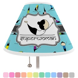 Yoga Poses Lamp Shade (Personalized)