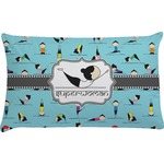 Yoga Poses Pillow Case (Personalized)