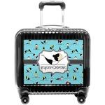 Yoga Poses Pilot / Flight Suitcase (Personalized)