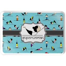Yoga Poses Serving Tray (Personalized)
